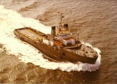 Picture by P. A. Kroehnert via www.ddghansa-shipsphotos.de/