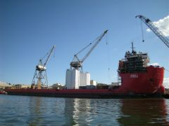 Picture by P. Franse via www.tugspotters.com