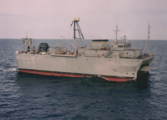 Chinese Fishing Boats Play Chicken With Another U S Ship Shanghaiist