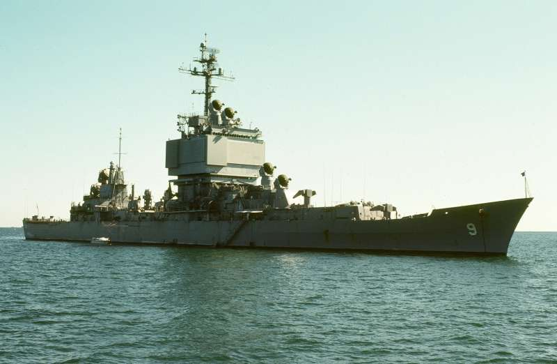 USS Long Beach (updated-ish) (4/6)