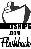 Uglyships logo flashback