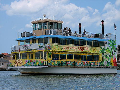 Calypso queen www uglyships com
