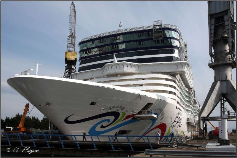 Norwegian Epic (Updated VI) (5/6)