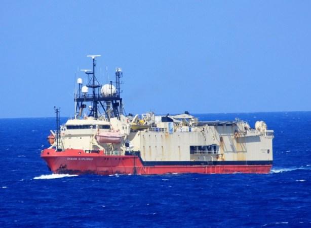 OCEAN EXPLORER - IMO 7805239