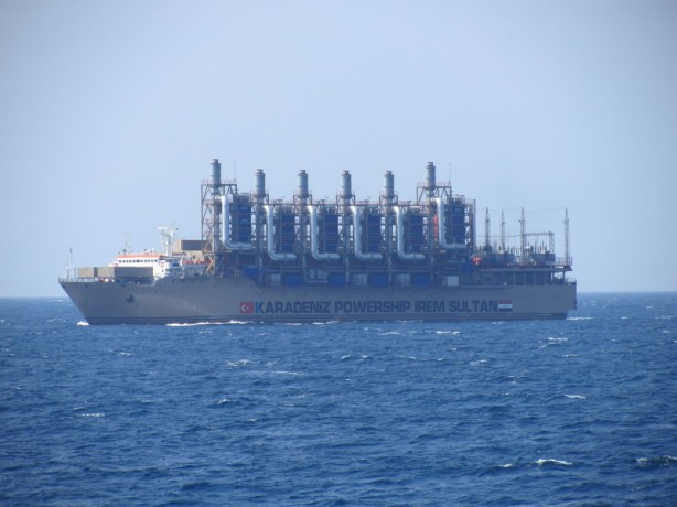Picture by Trainfan via www.shipspotting.com