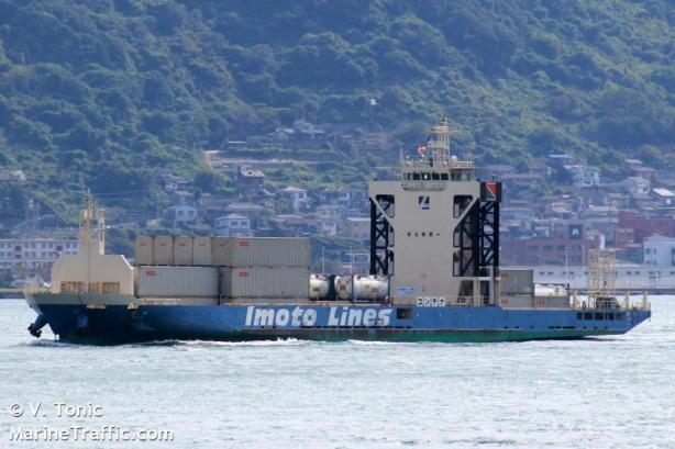 Picture by Lappino via www.shipspotting.com