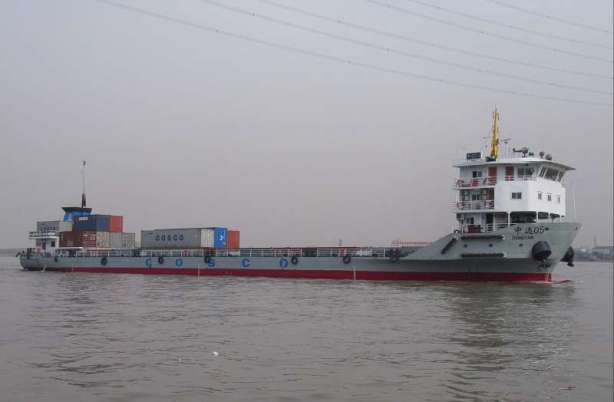 Picture by Yuxin Wang via www.shipspotting.com
