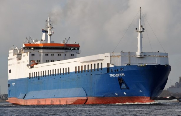 Picture by Marcel & Ruud Coster via www.shipspotting.com