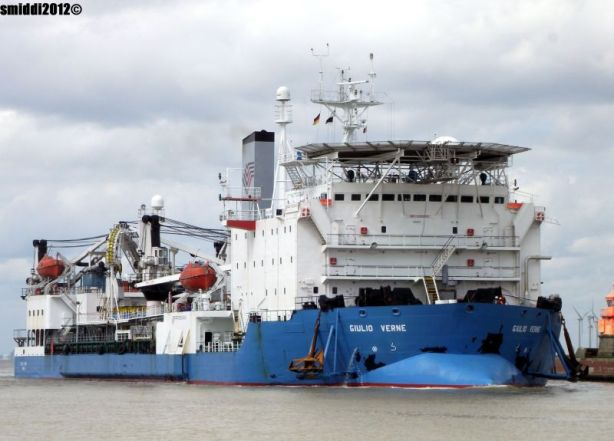 Picture by Jens Smit via www.shipspotting.com