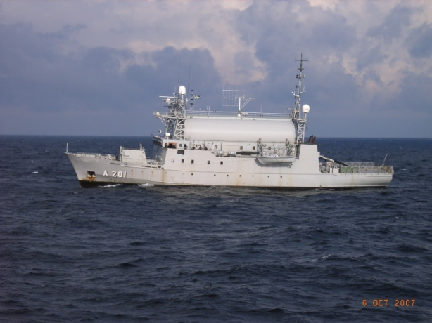 Picture by JohnFisher via www.shipspotting.com