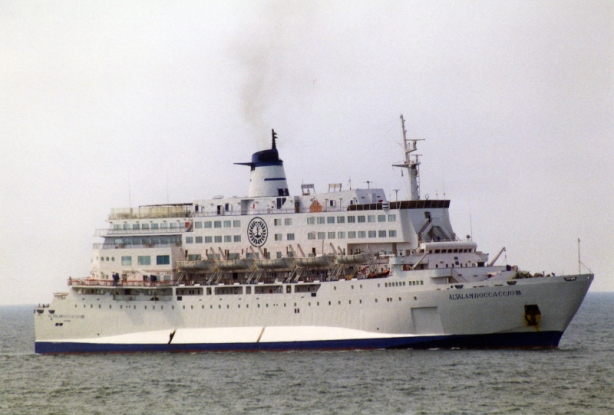 Picture by carlo martinelli via www.shipspotting.com