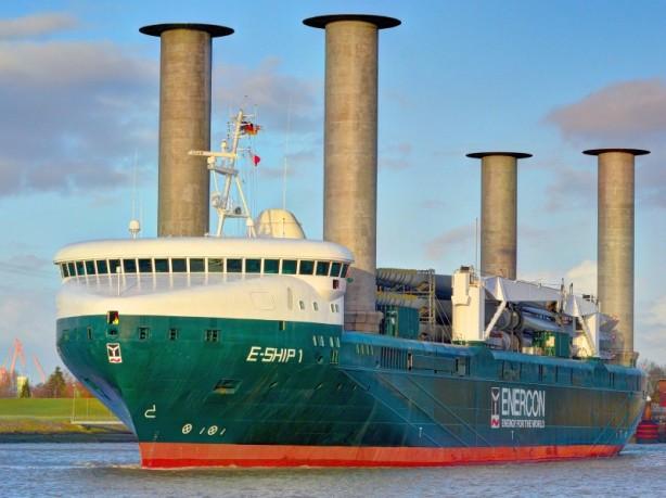 E Ship 1 Imo 9417141 Wwwuglyshipscom