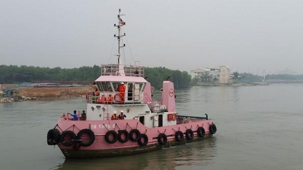 Picture by Capt. Jelle de Vries via www.tugspotters.com